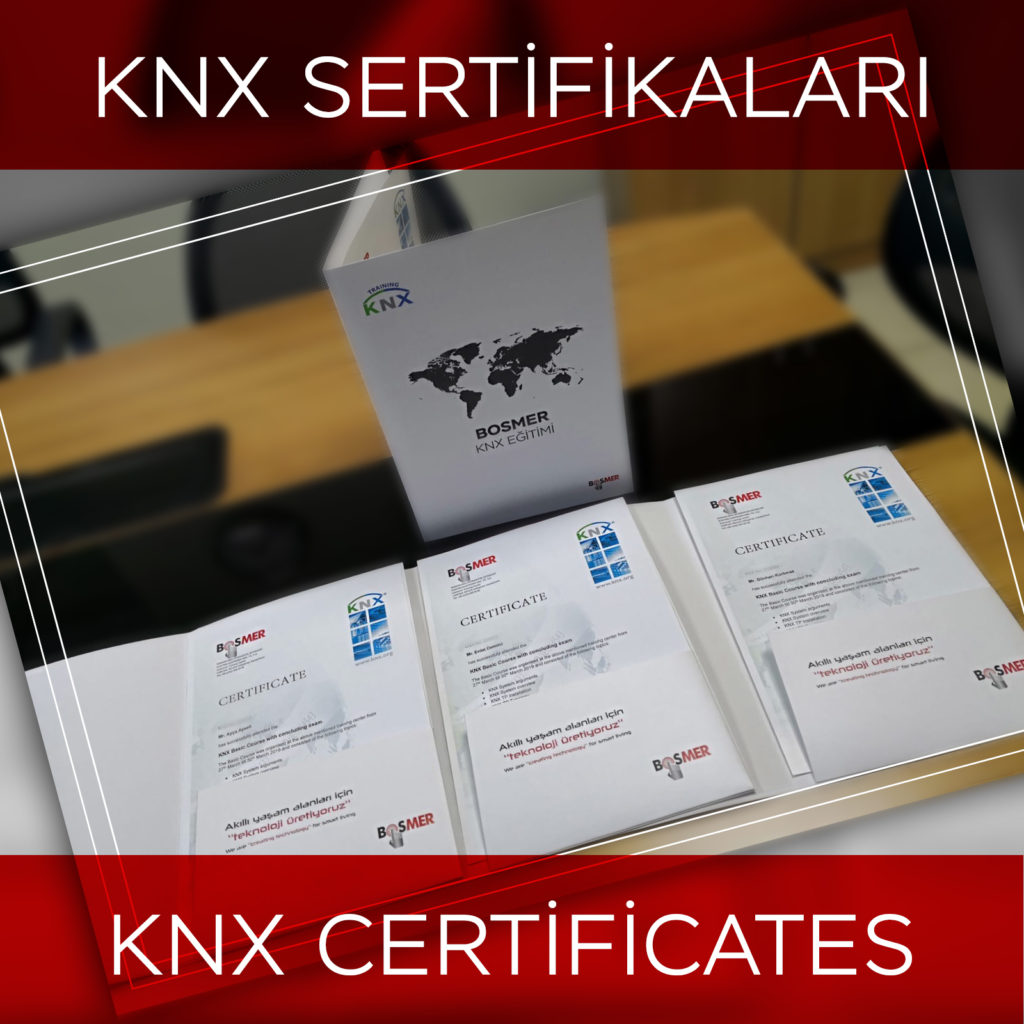 Training KNX, KNX training, education ets5