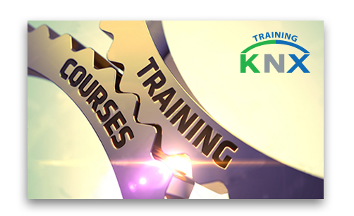 KNX Education, ets5 education, Education KNX, KNX training
